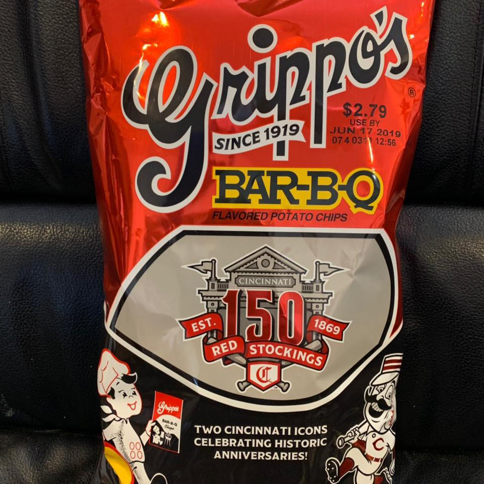 Image of Cincinnati Reds Grippos bag